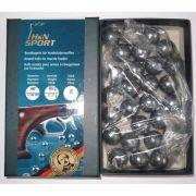 H & N ROUND BALLS .690 - 17,5 mm - 31,7 gr. (25 τεμ.)
